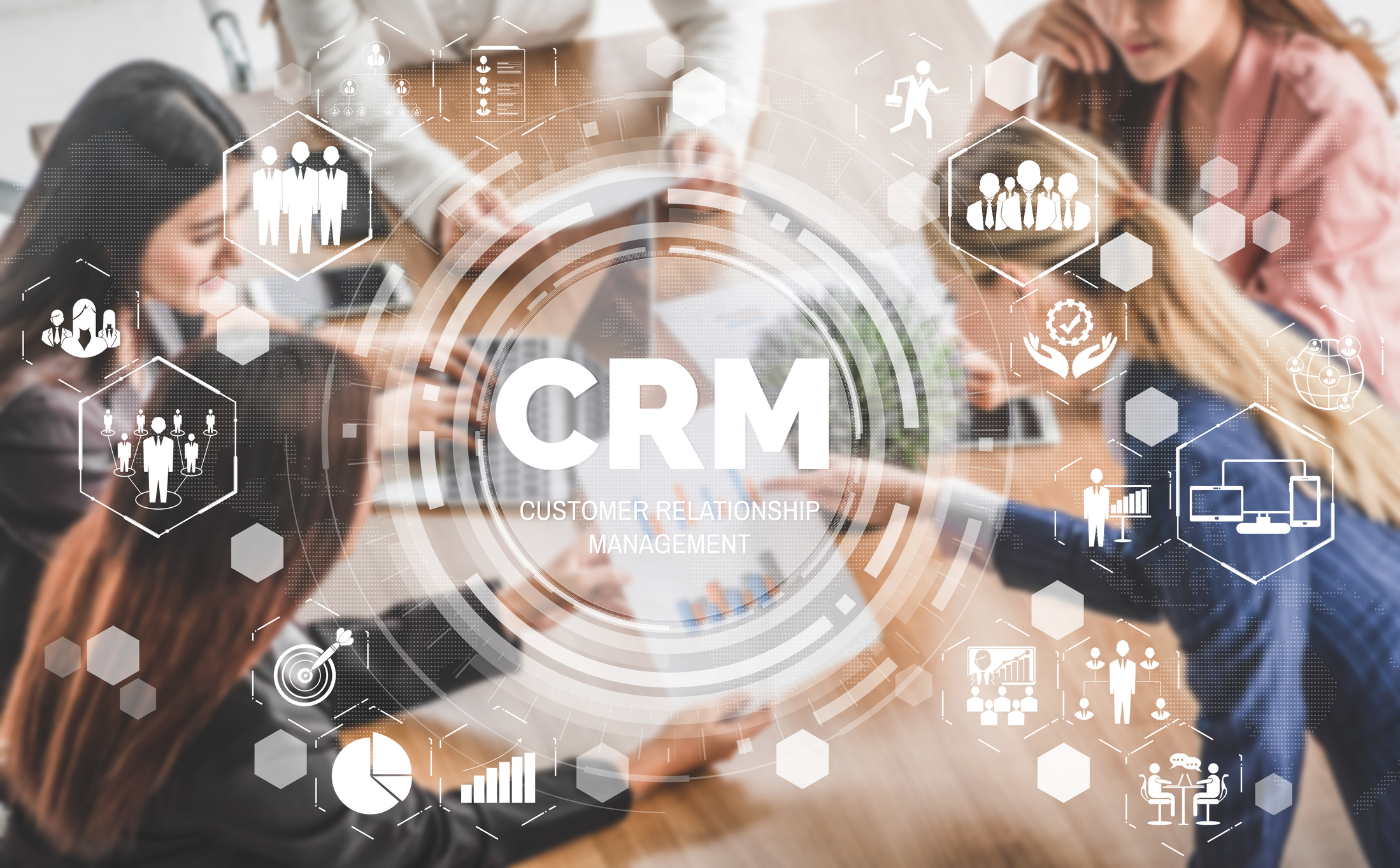 Benefits of Custom CRM Software Solutions