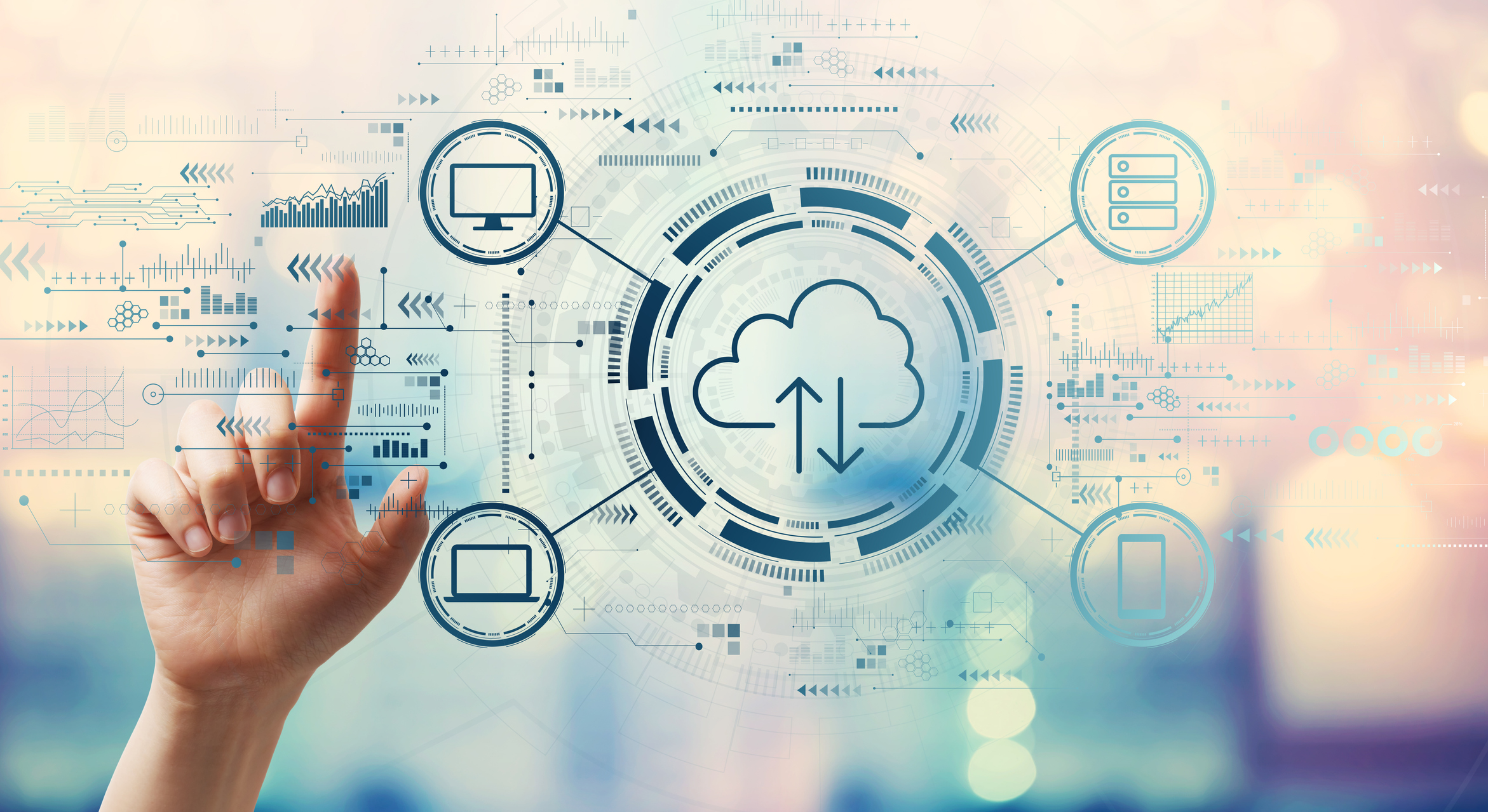 Your Cloud Migration Strategy: Moving Applications to the Cloud